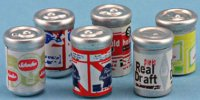 Beer in cans/6