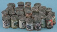 Country store grocery cans 24/pk.