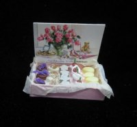 Candy Box with Roses