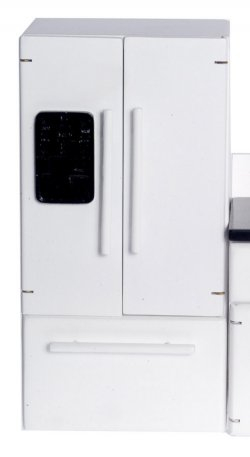 Fridge w/freezer on bottom