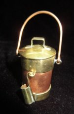 Copper Milk Can