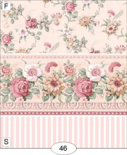 Simply Rose/pink stripe