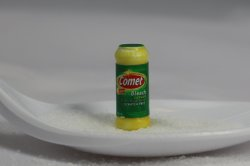 Comet cleansing powder