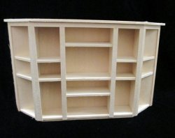 Wall Unit/unfinished