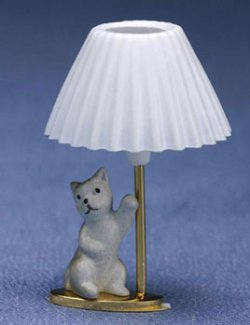 Child S Kitten Lamp Mh798 9 50 Out Of The Ordinary