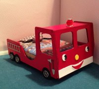 Fire Engine Bed Kit