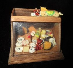 Deluxe Cheese Display