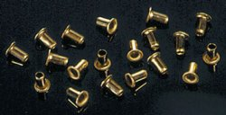 small hollow eyelets
