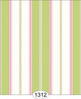 Broad Stripe lime gr./pink