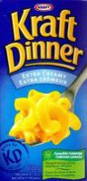 Mac and Cheese KD