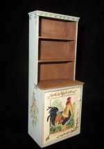 Small Rooster shelf