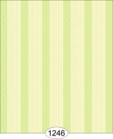 Bella Stripe/mint green