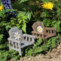 Fairy Flower Chair Brown