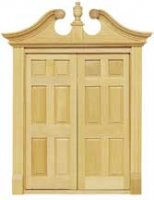 Double Deerfield Door