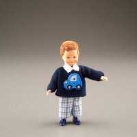 Poseable Dolls : Out of the Ordinary, Dollhouse Miniatures
