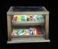 Candy Display Shelf