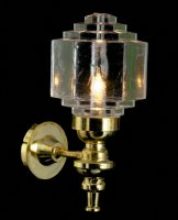 Diamond Shade Sconce