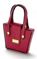 Ladies Handbag/red