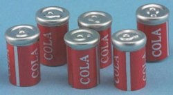 Cola Cans/6