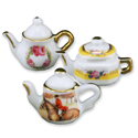 3 Teapot Collection