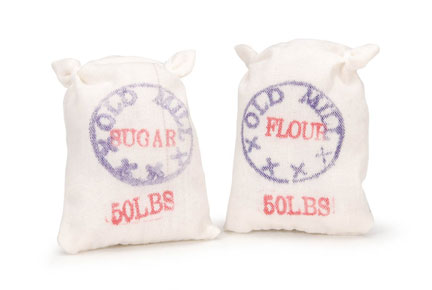 flour/sugar sack - Click Image to Close