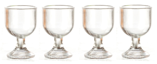 Wine glasses/set 4