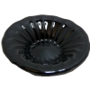 Black Glass Platter