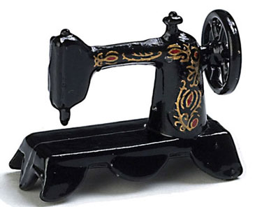 Sewing machine, tabletop
