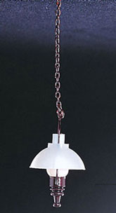 Americana hanging lamp - Click Image to Close