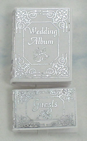 Wedding Album and Guest Book