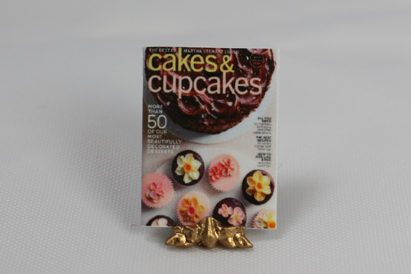Cakes and cupcakes magazine