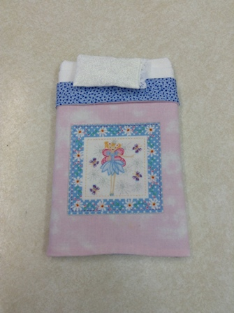 Pink and Blue Fairy Bed in a Bag