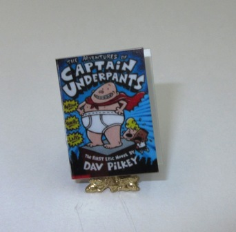 The Adventure of Captain Underpants