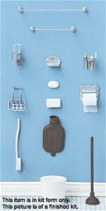 Bathroom Accessory Kit