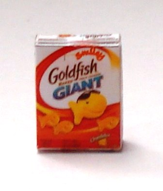 Box of Gold Fish
