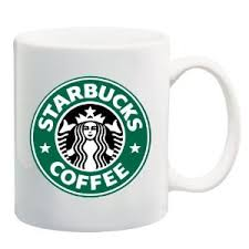 Star Bucks Mug of coffee