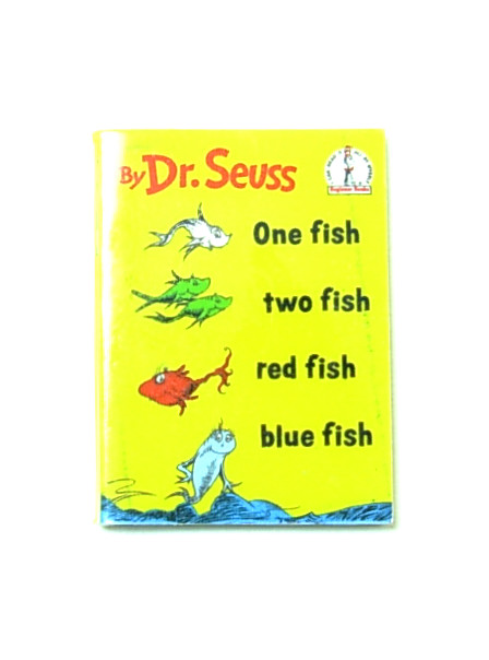 One Fish, Two Fish/Dr. Seuss