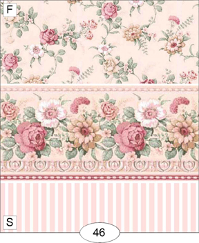 Simply Rose pink floral