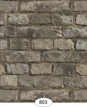 Weathered brick-black