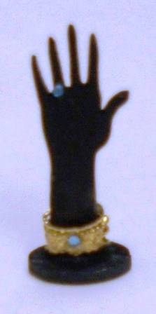 ring and bracelet display